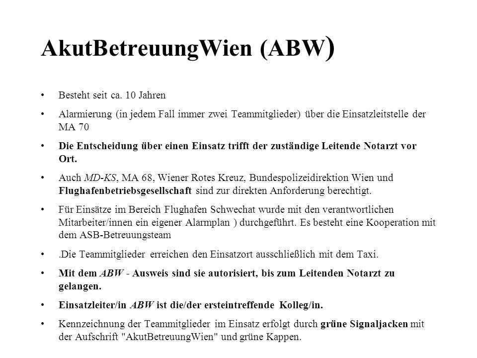 AkutBetreuungWien (ABW)
