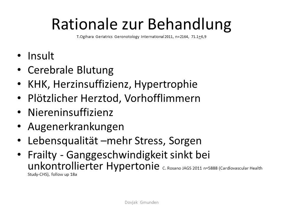 Rationale zur Behandlung T