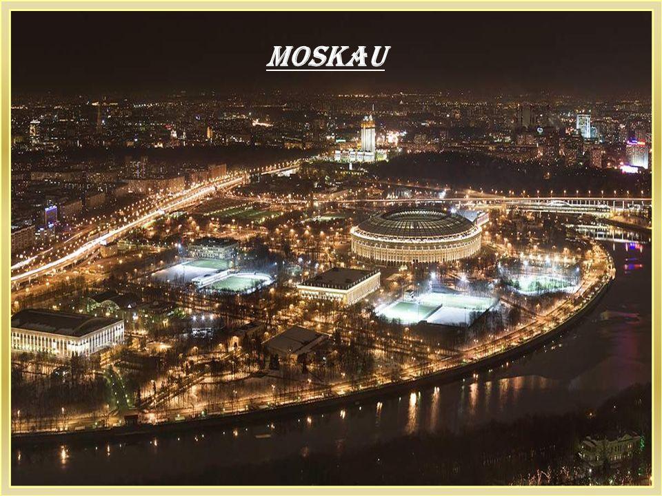MOSKAU Moskau