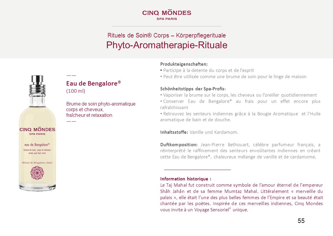 Phyto-Aromatherapie-Rituale
