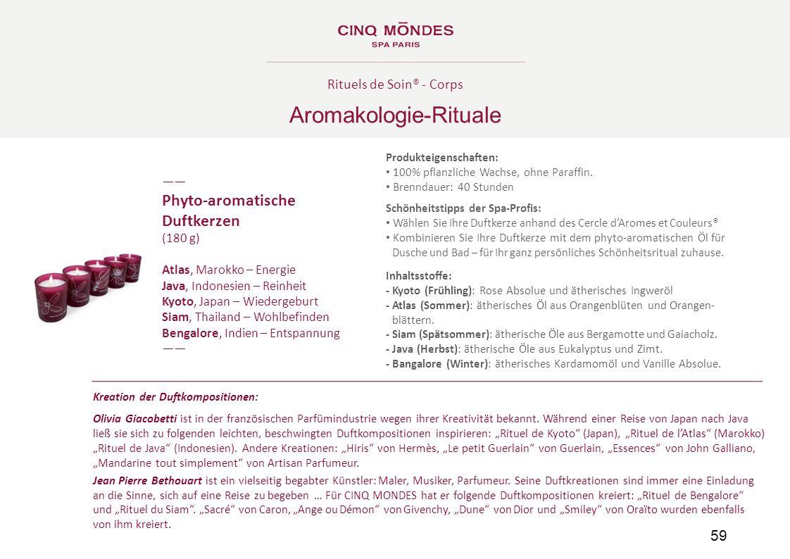 Aromakologie-Rituale