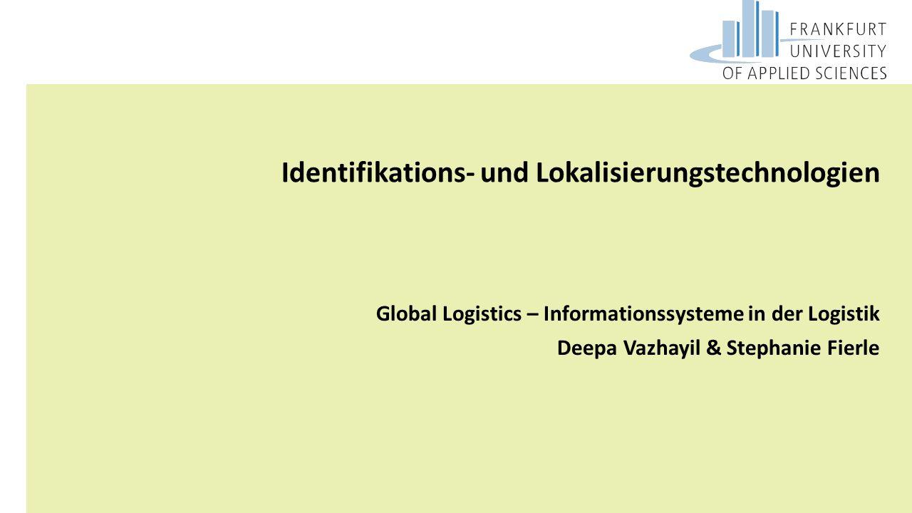 Identifikations- und Lokalisierungstechnologien