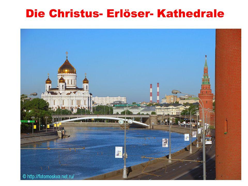 Die Christus- Erlöser- Kathedrale