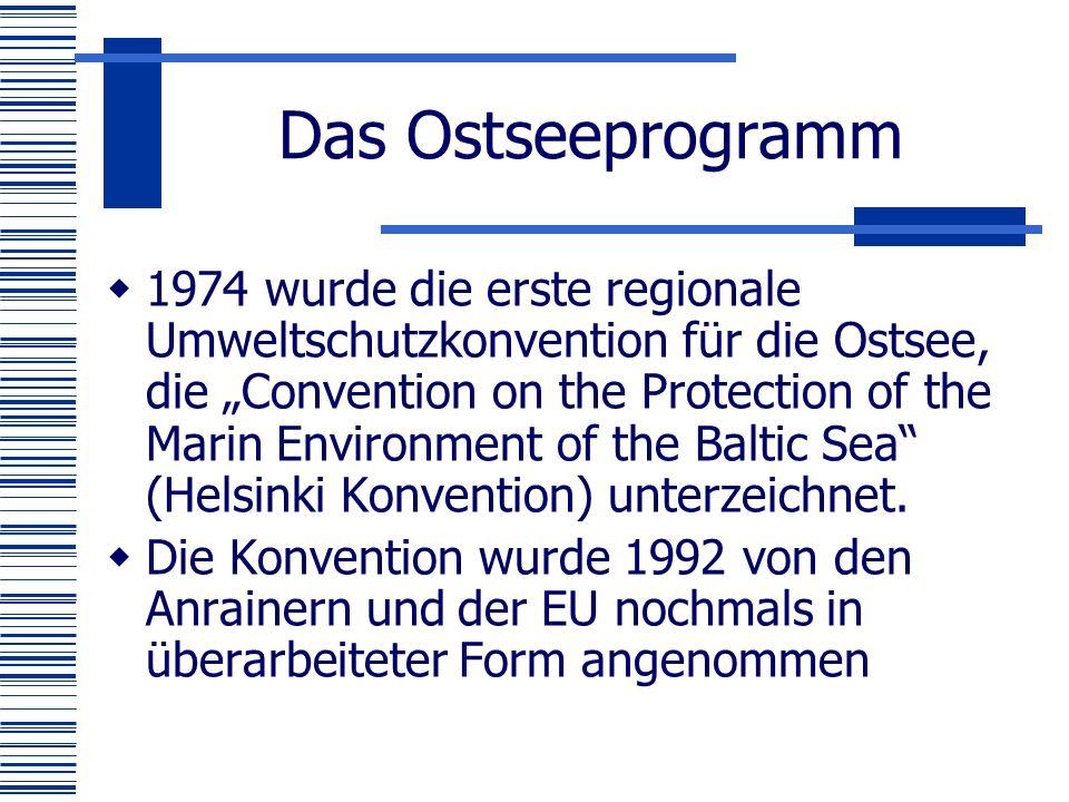 Das Ostseeprogramm