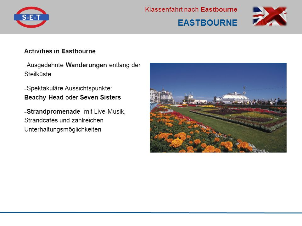 Eastbourne Activities in Eastbourne