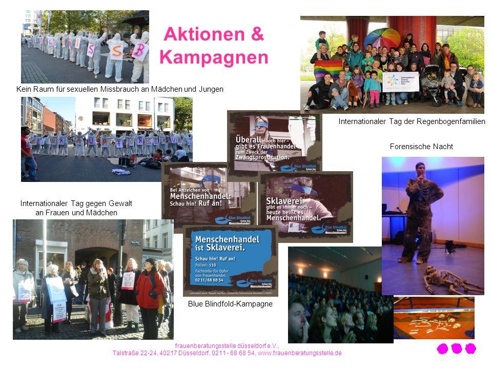 Aktionen & Kampagnen Kein Raum für sexuellen Missbrauch an Mädchen und Jungen. Internationaler Tag der Regenbogenfamilien.