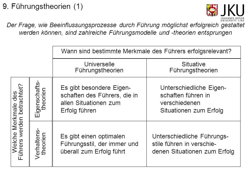9. Führungstheorien (1)