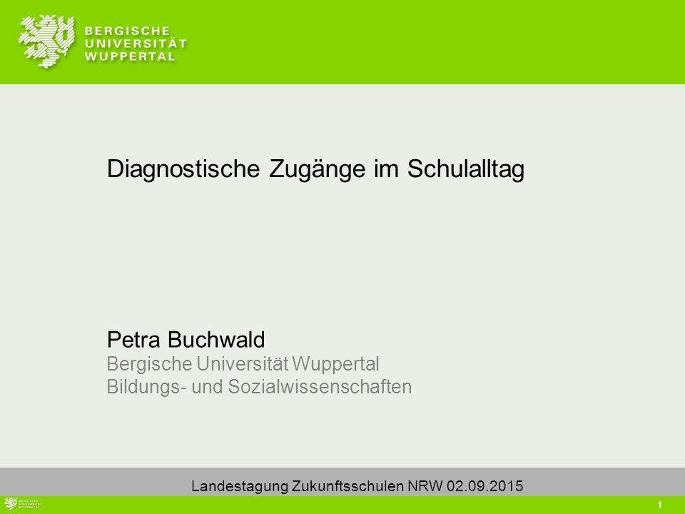 Landestagung Zukunftsschulen NRW 02.09.2015