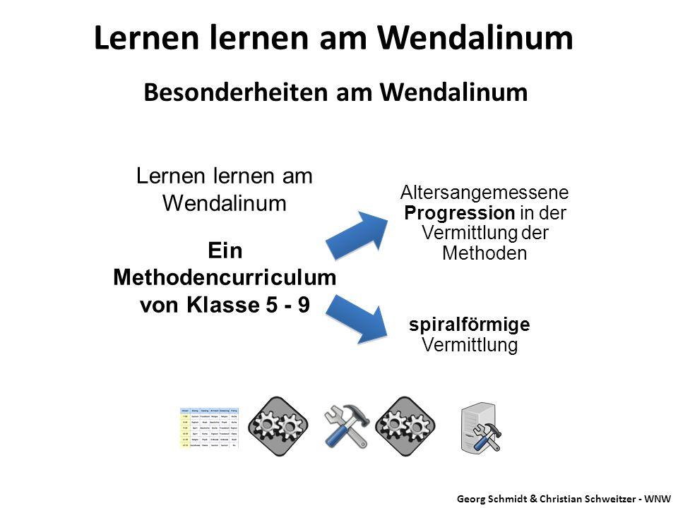 Lernen lernen am Wendalinum