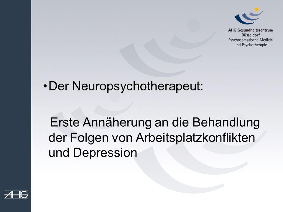 Der Neuropsychotherapeut: