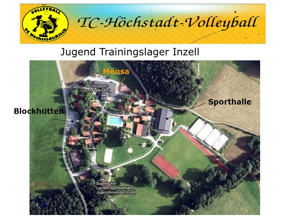 Jugend Trainingslager Inzell