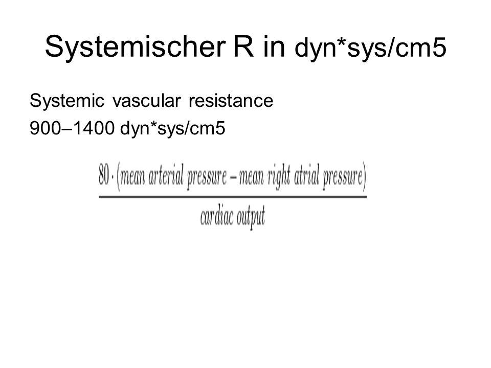 Systemischer R in dyn*sys/cm5