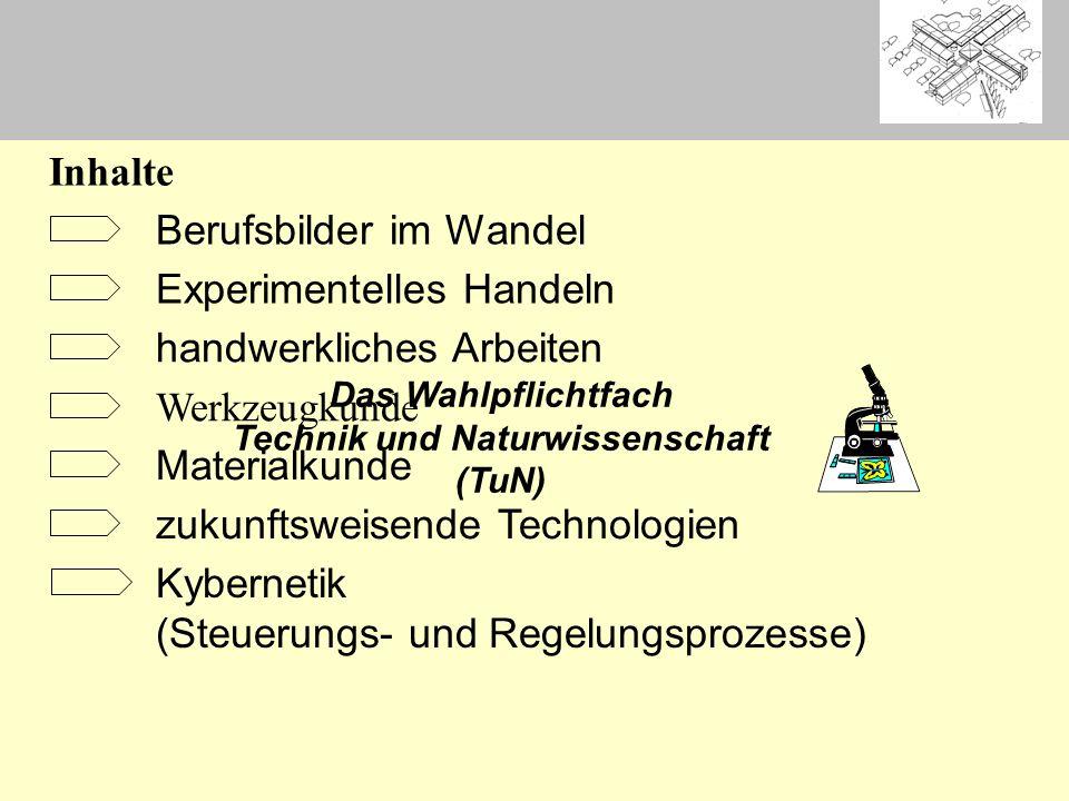 Technik und Naturwissenschaft (TuN)