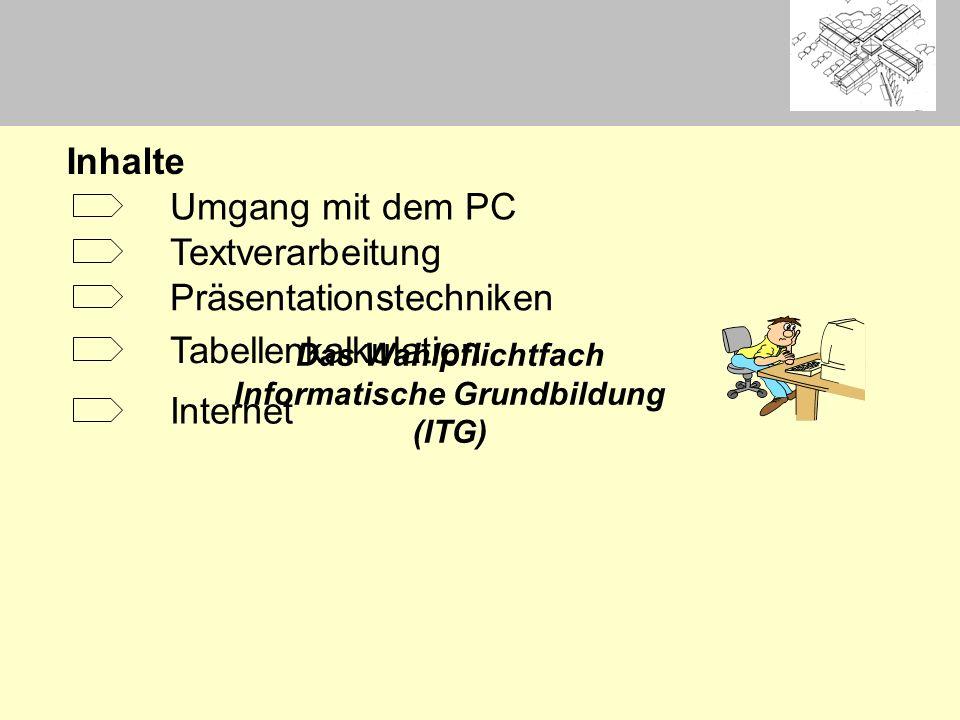 Informatische Grundbildung (ITG)