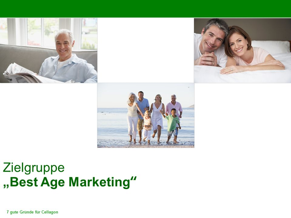 "Zielgruppe ""Best Age Marketing"