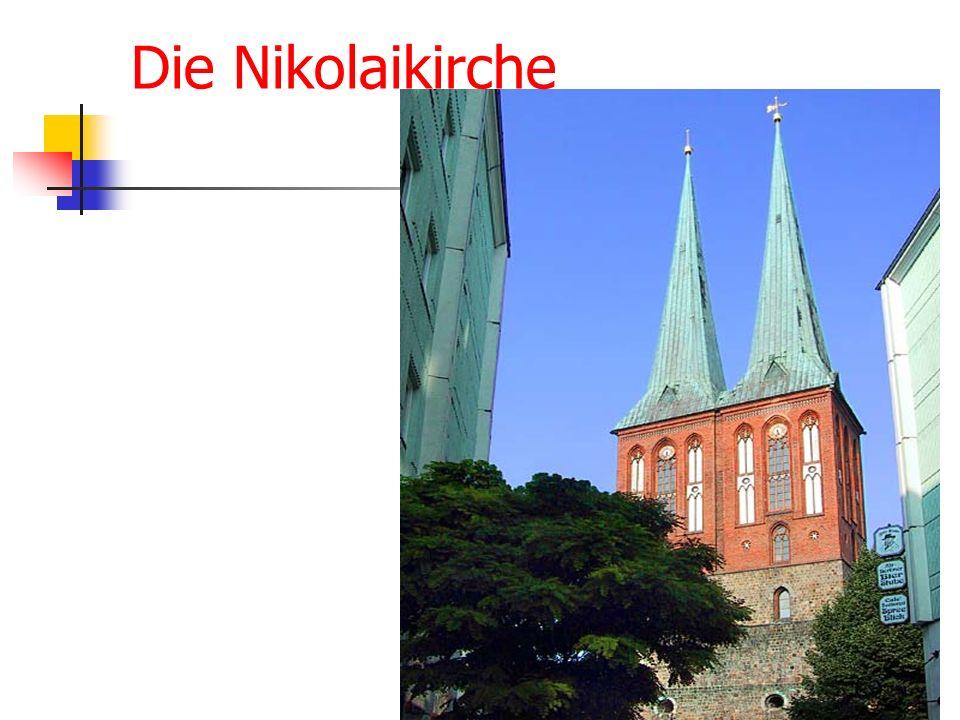 Die Nikolaikirche