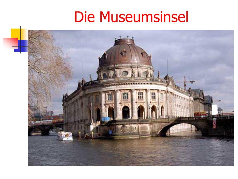 Die Museumsinsel