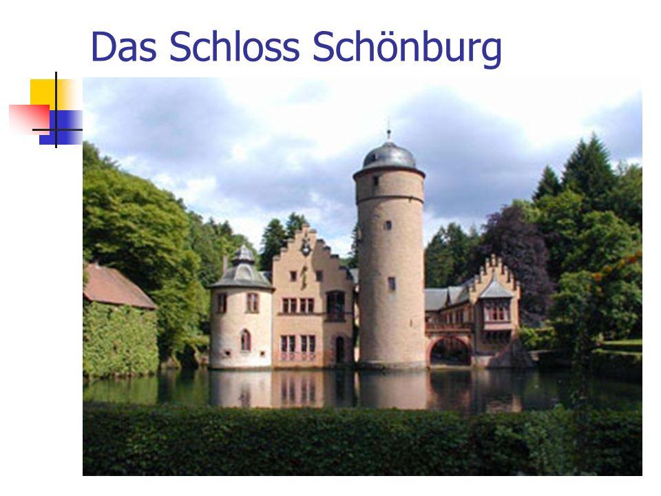Das Schloss Schönburg