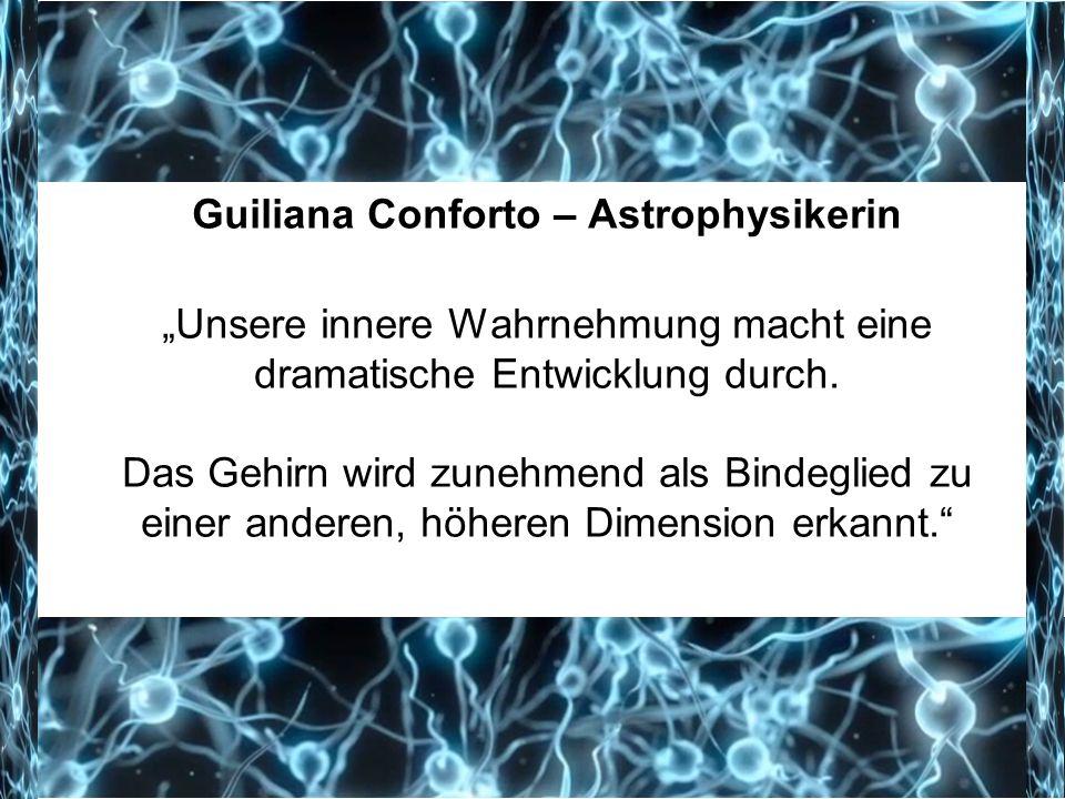 Guiliana Conforto – Astrophysikerin