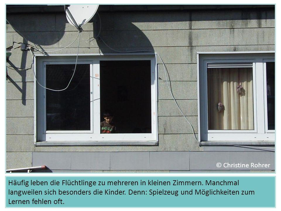 © Christine Rohrer