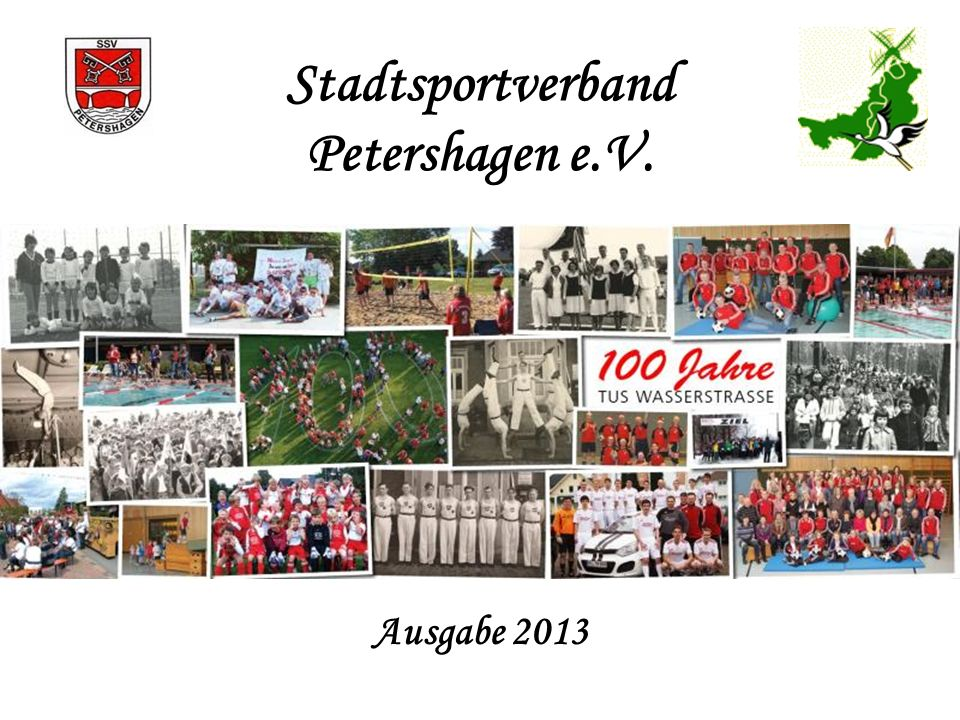 Stadtsportverband Petershagen e.V.