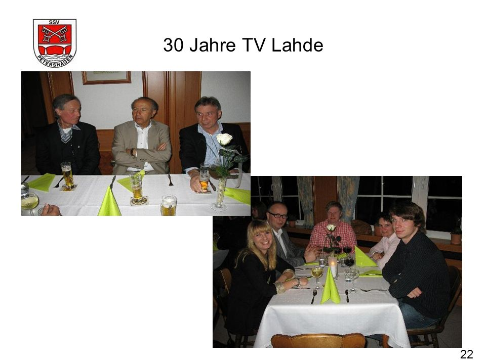 30 Jahre TV Lahde 22