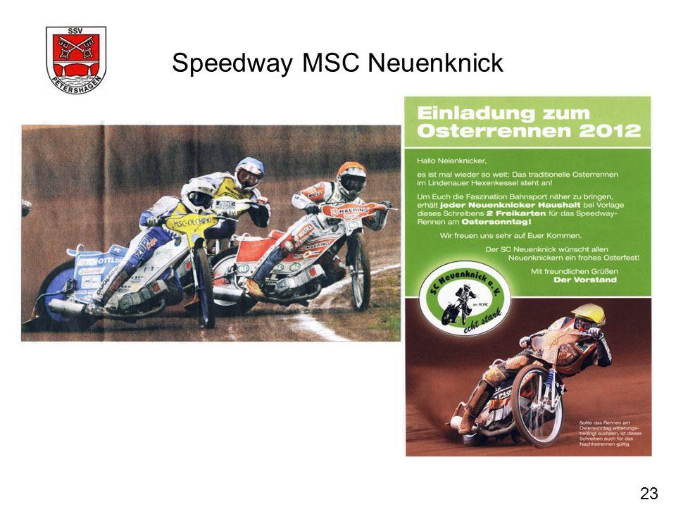 Speedway MSC Neuenknick