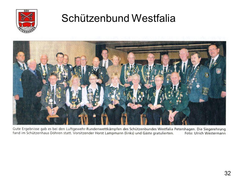 Schützenbund Westfalia