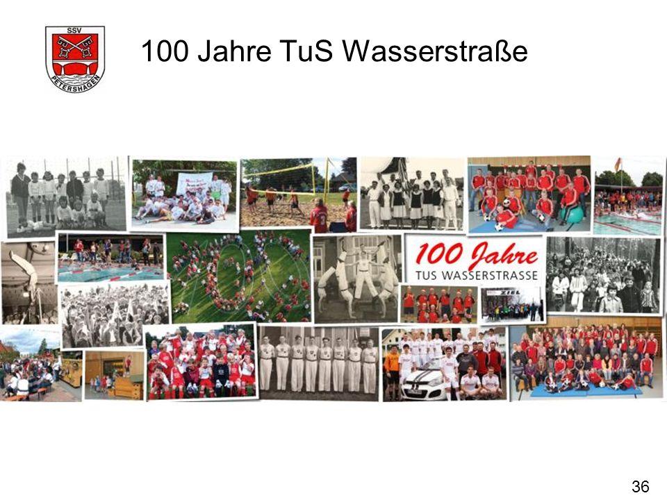 100 Jahre TuS Wasserstraße