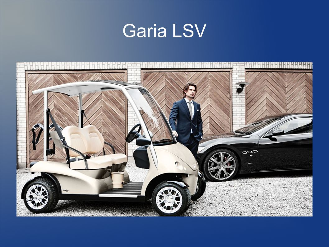 Garia LSV Zweit-, Drittwagen