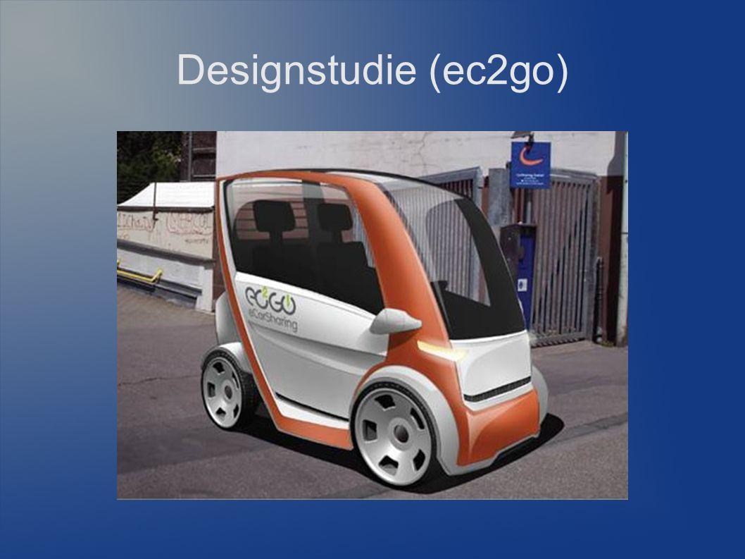 Designstudie (ec2go) ev. als Grundlage