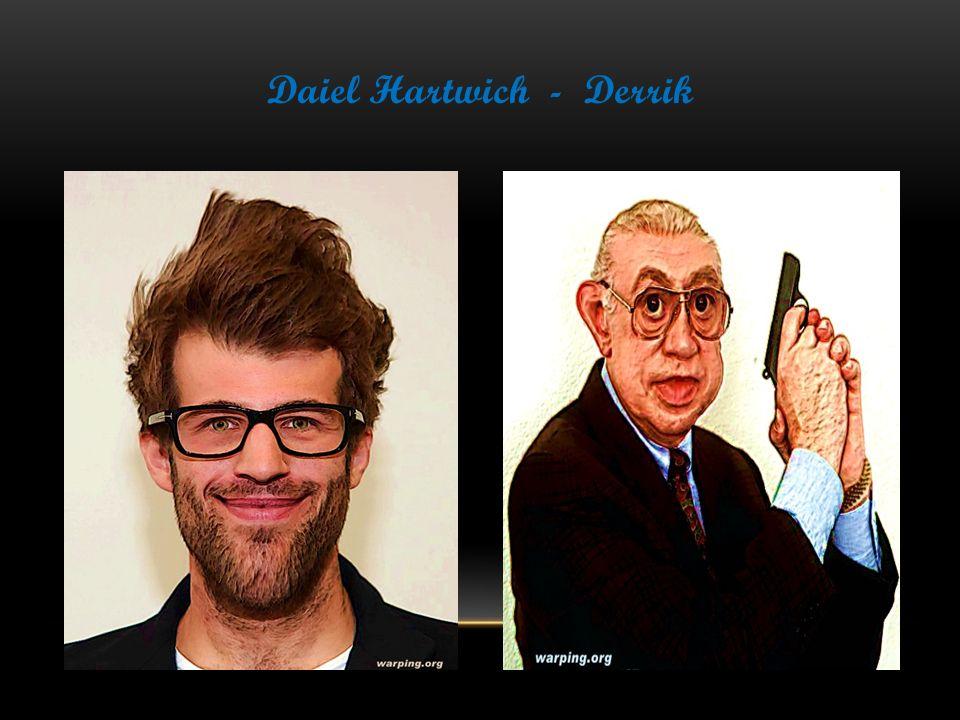 Daiel Hartwich - Derrik