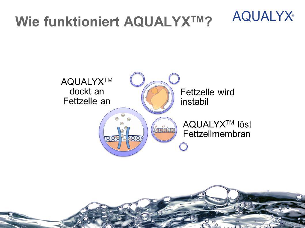 Wie funktioniert AQUALYXTM