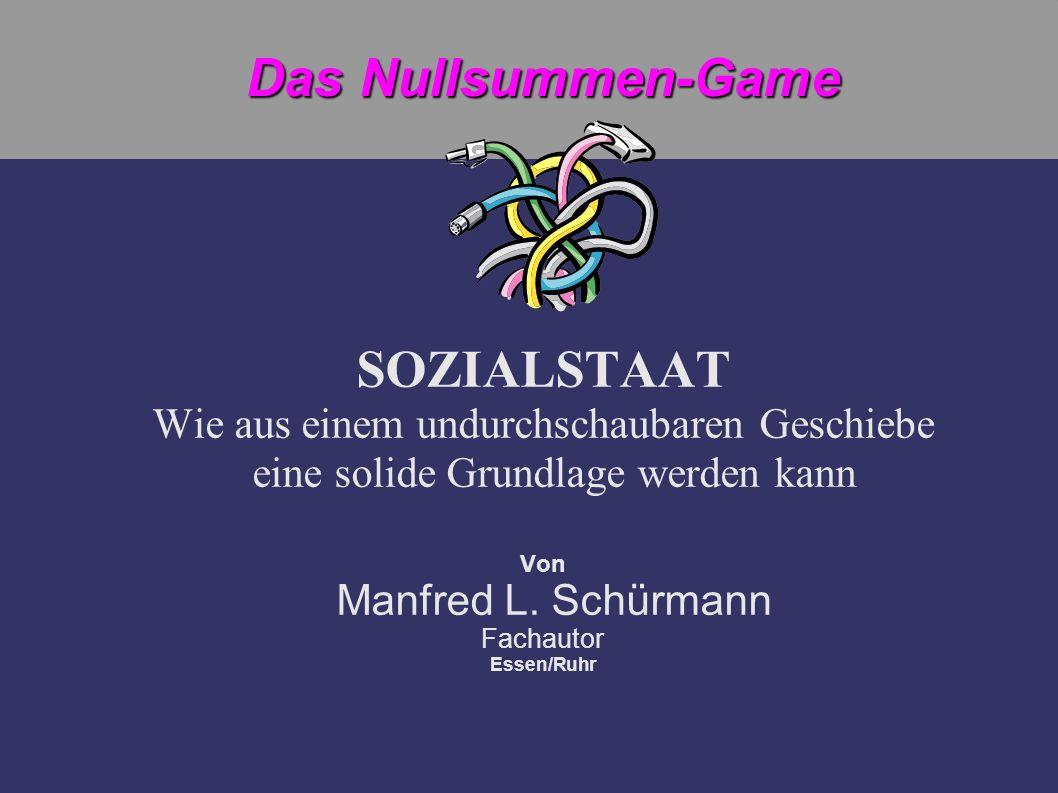 Von Manfred L. Schürmann