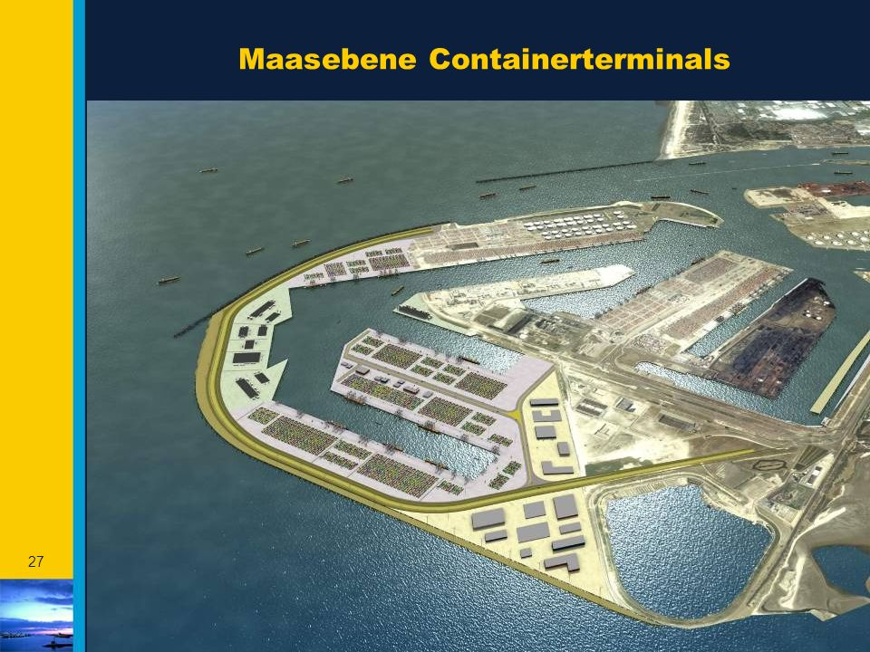 Maasebene Containerterminals