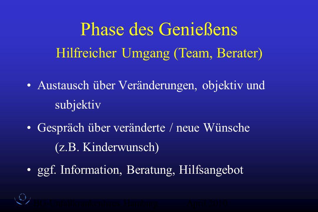 Hilfreicher Umgang (Team, Berater)