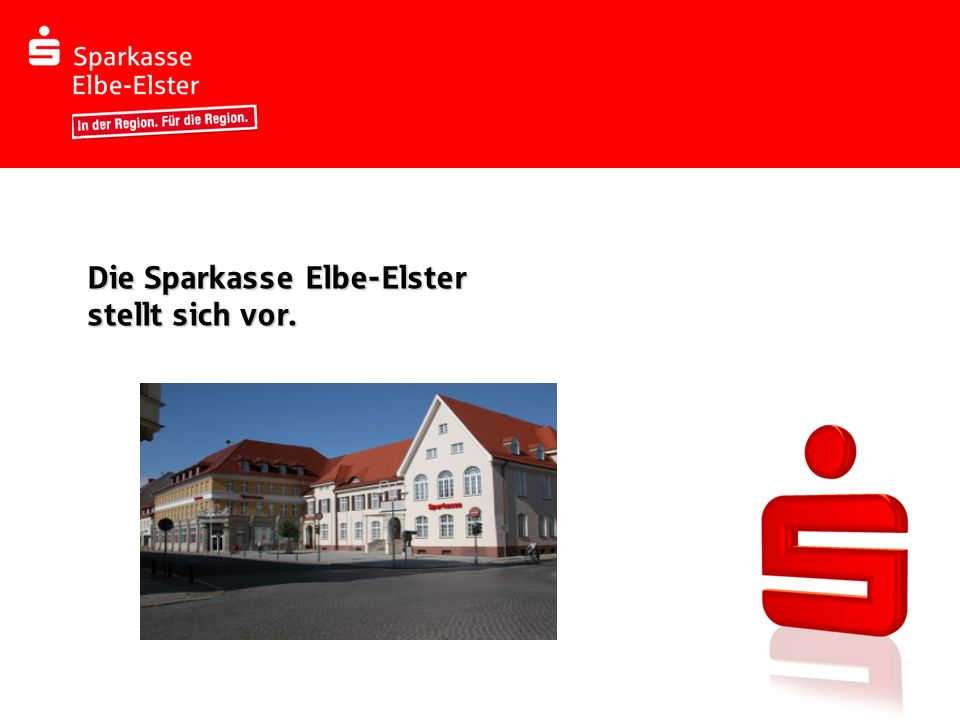 Agenda Unsere Sparkasse Elbe-Elster