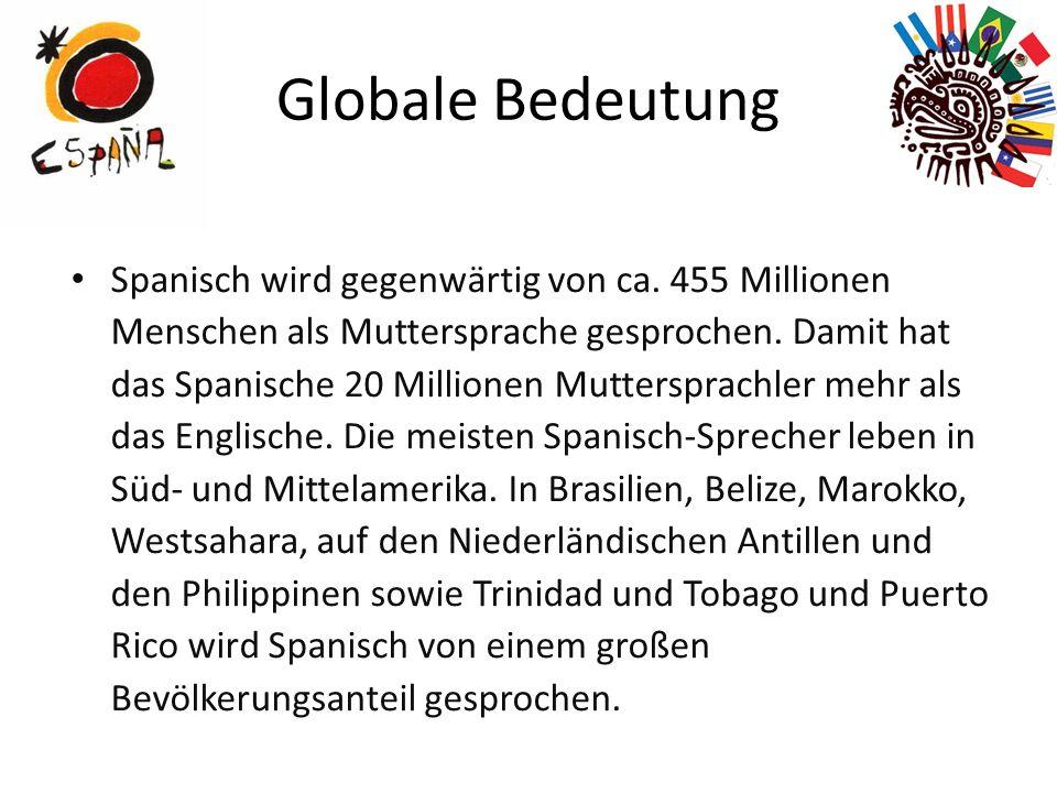 Globale Bedeutung