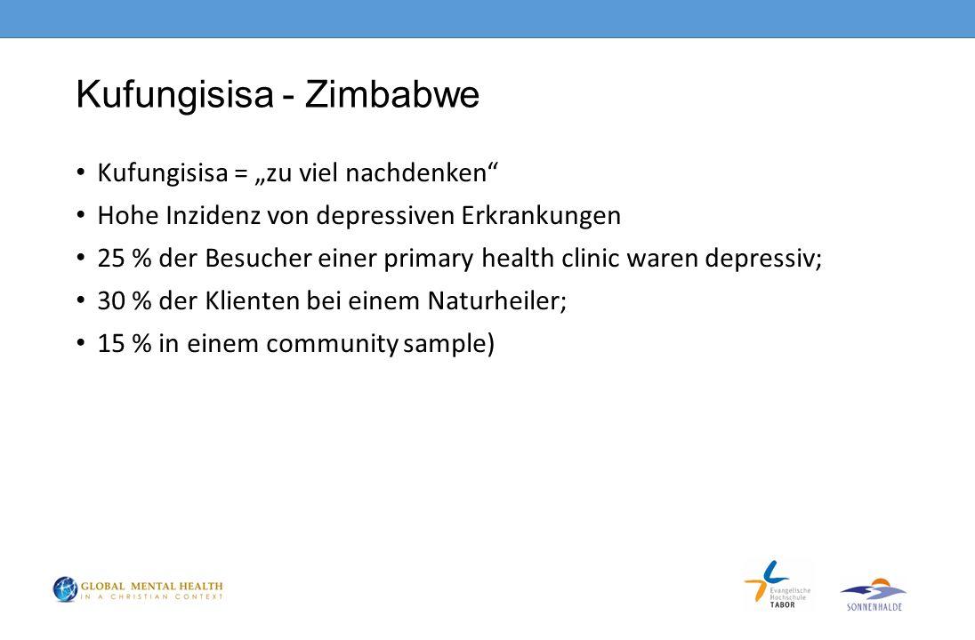 Kufungisisa - Zimbabwe