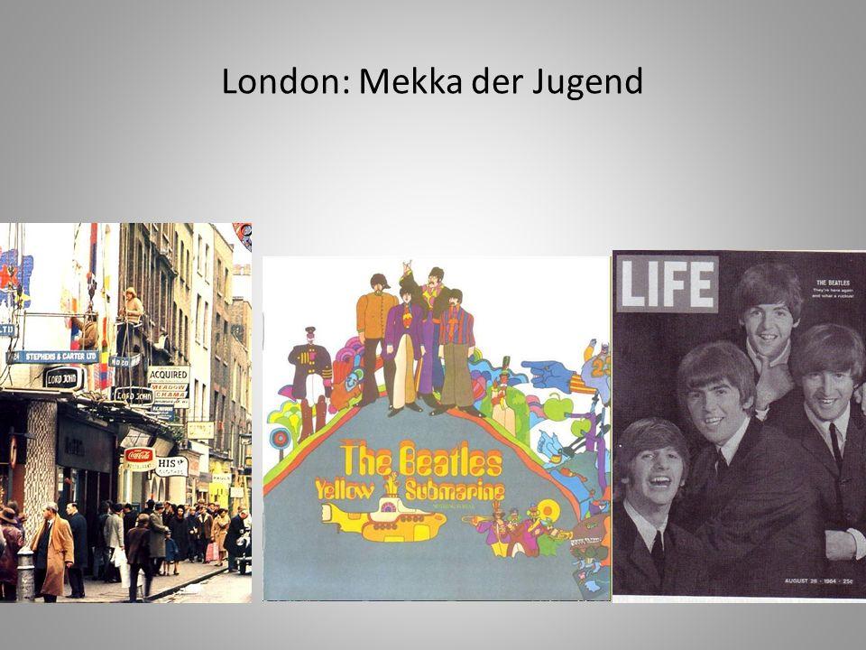 London: Mekka der Jugend