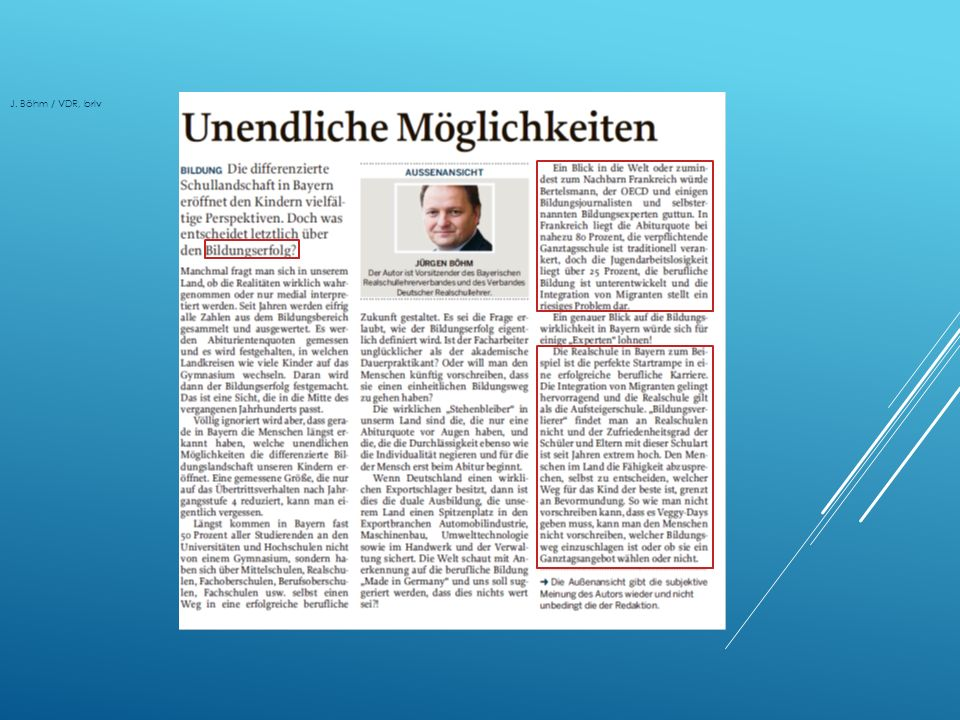J. Böhm / VDR, brlv