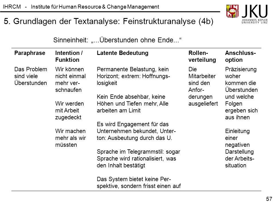 5. Grundlagen der Textanalyse: Feinstrukturanalyse (4b)