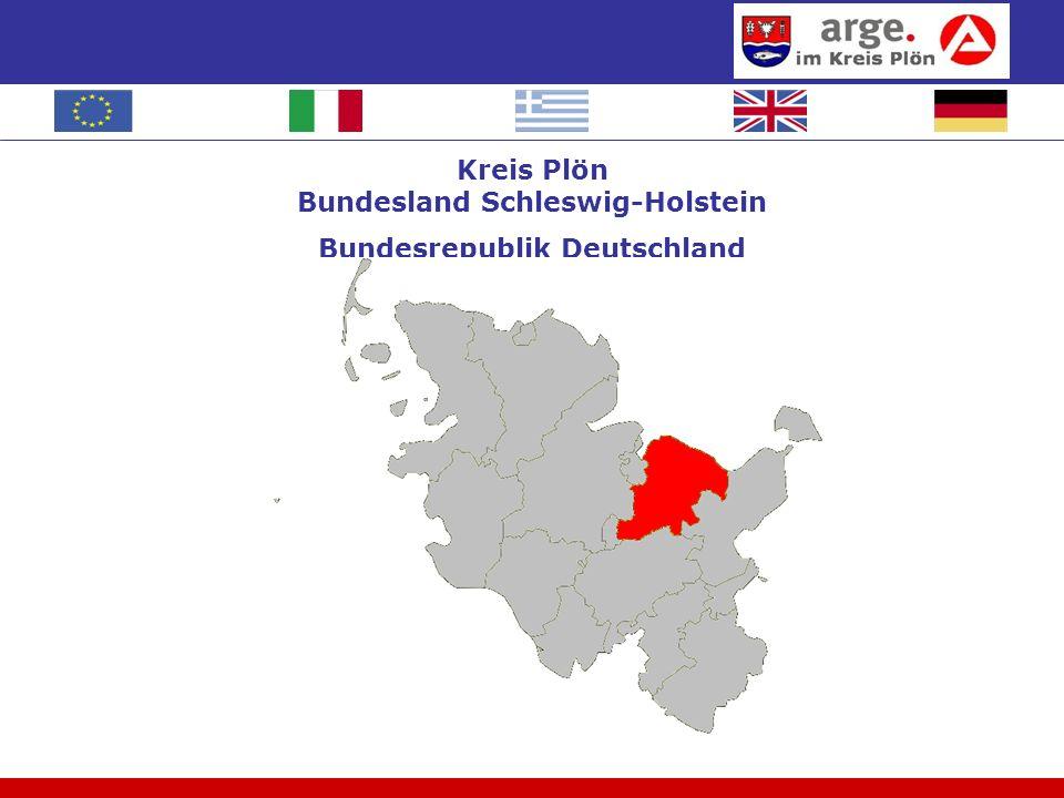 Kreis Plön Bundesland Schleswig-Holstein Bundesrepublik Deutschland