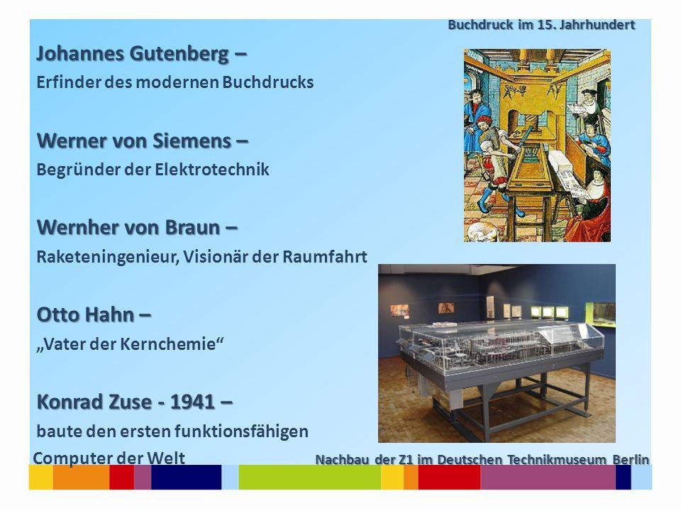Computer der Welt Nachbau der Z1 im Deutschen Technikmuseum Berlin