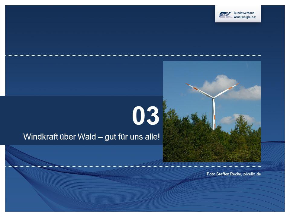 03 Windkraft über Wald – gut für uns alle! 8