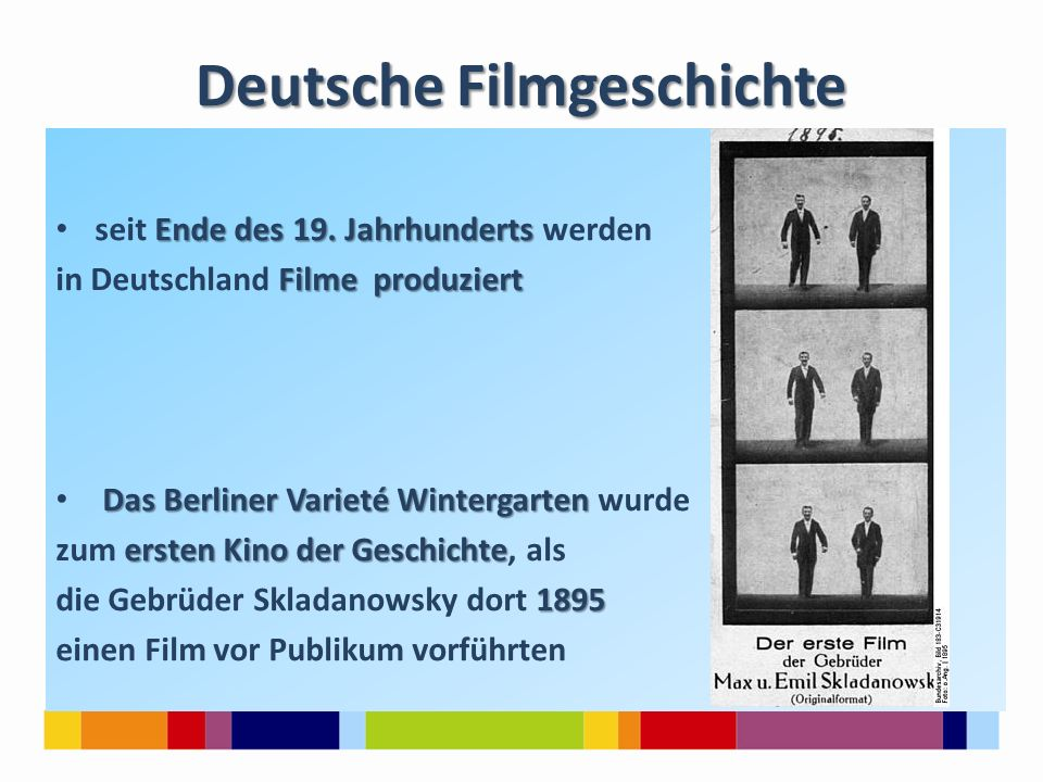 Deutsche Filmgeschichte