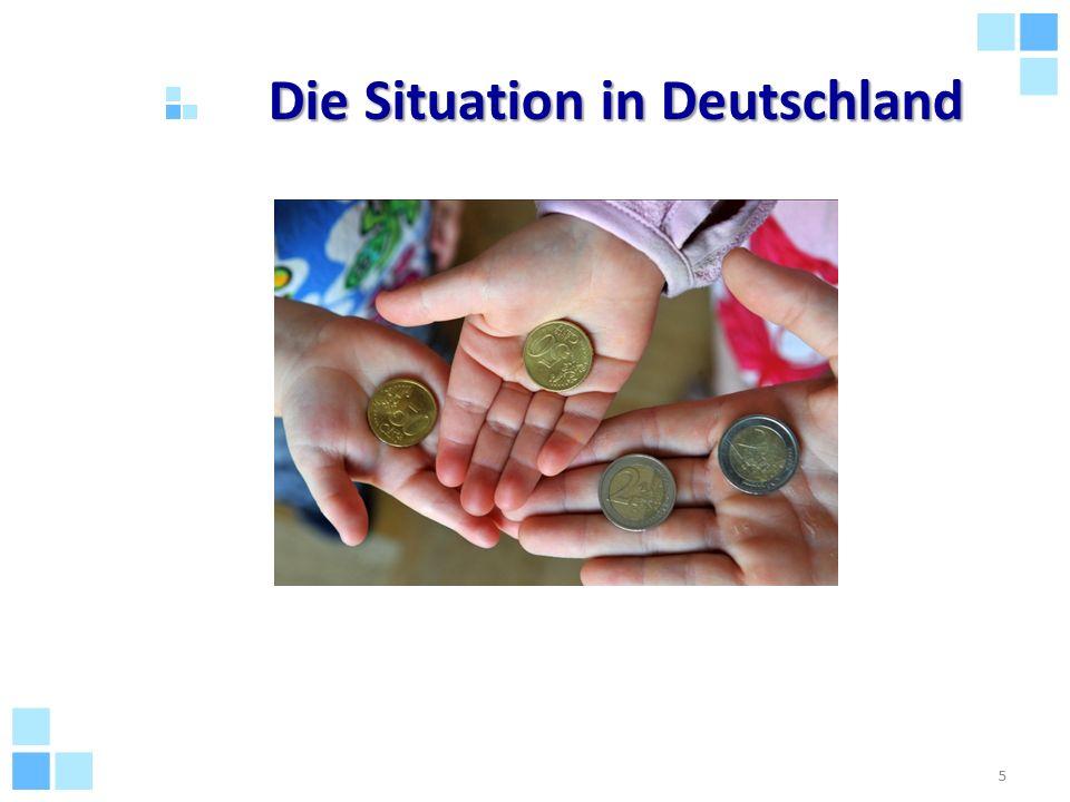 Die Situation in Deutschland