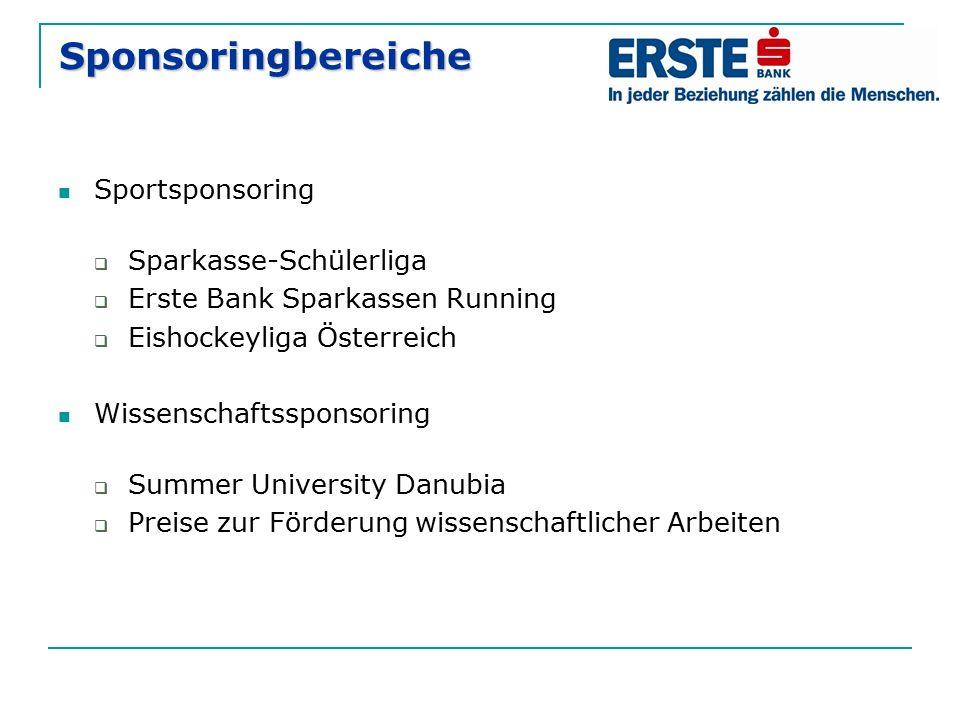 Sponsoringbereiche Sportsponsoring Sparkasse-Schülerliga
