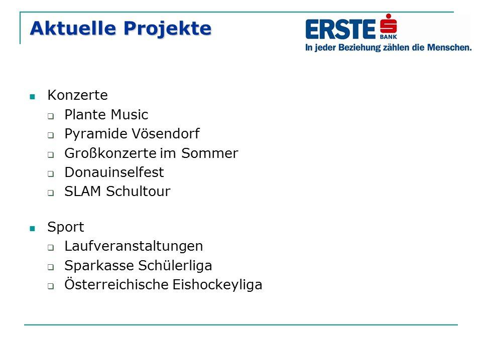 Aktuelle Projekte Konzerte Plante Music Pyramide Vösendorf