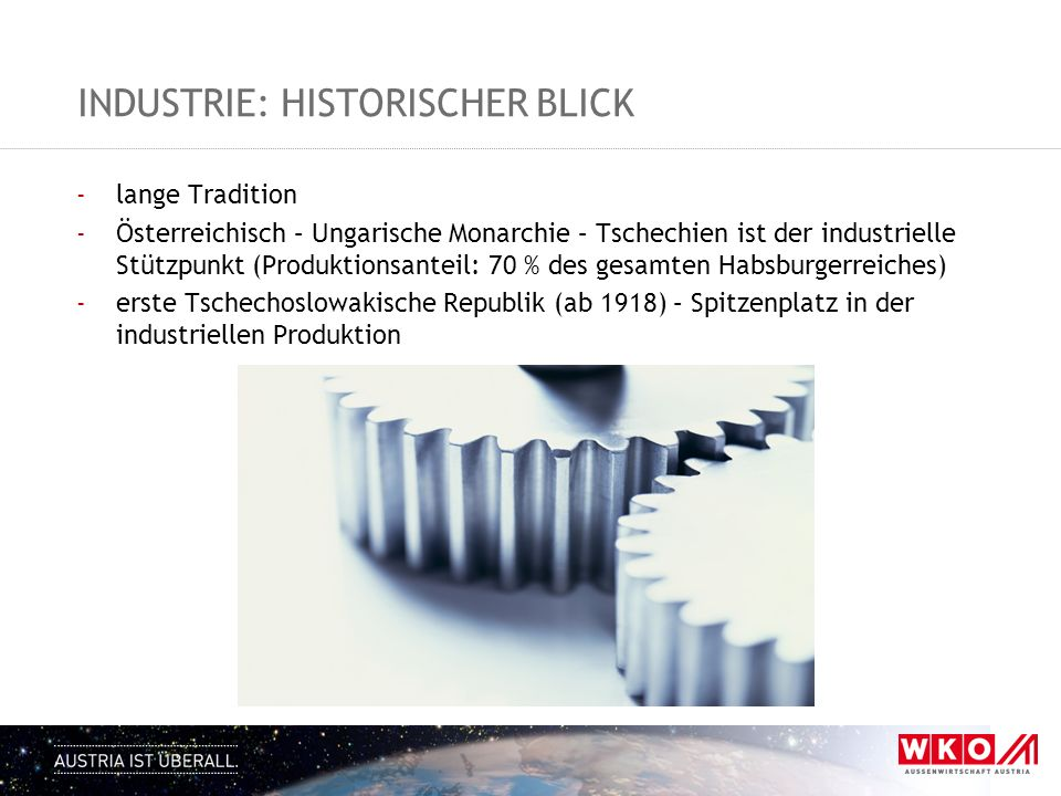 Industrie: Historischer Blick